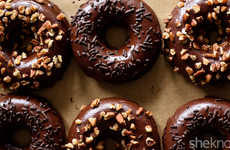 Caffeniated Breakfast Donuts