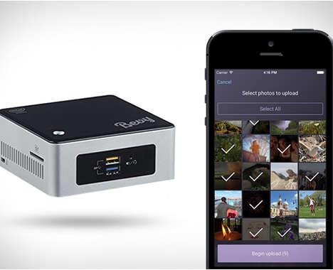 Cloud Photo Devices