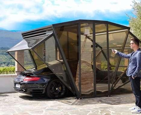 Automated Carports
