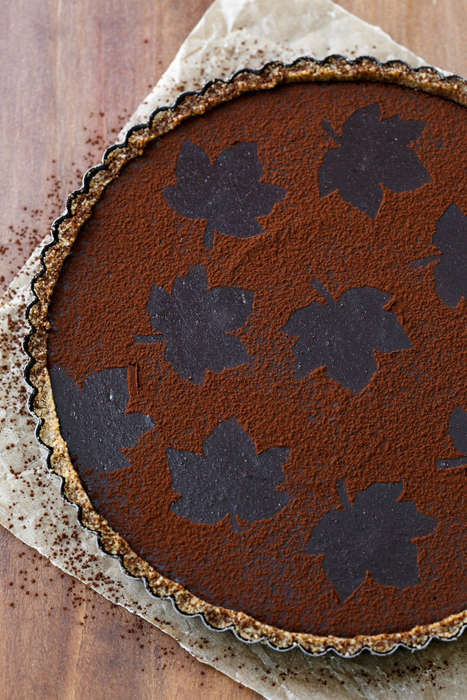Chocolate Pumpkin Tarts - Love and Olive Oil's Pumpkin Tarts Make a Rich Thanksgiving Dessert