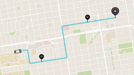 Rideshare App Overhauls - Uber is Offering a New Driver Destination Feature in San Francisco