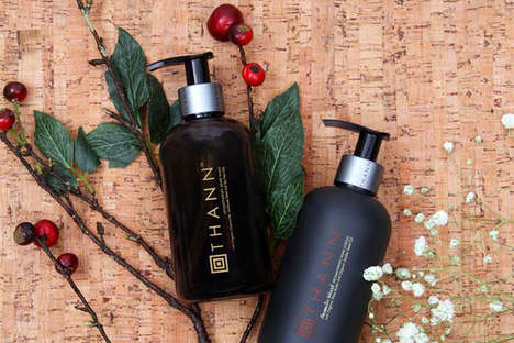 Luxe Rice Skin Care - Thai Skin Care Brand Thann Combines National Secrets with High End Beauty