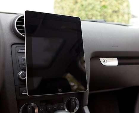 Dashboard Tablet Mounts