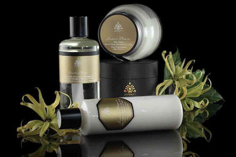 Luxurious Jasmine Skin Products - This Anti-Aging Skincare Range is Inspired by Thai Tradition