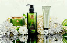 Heritage Spa Products - The Harnn Jasmine Collection Honors the Past with Jasmine Essential Oil