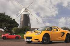 Lightweight Sports Cars - The New Lotus Elise Sport Models Are Highly Fuel-Efficient