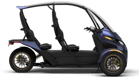 Multipurpose Electric Vehicles - The Arcimoto SRK is a Surprisingly Inexpensive Electric Vehicle