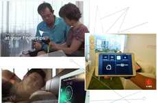 Senior Healthcare Apps - The Smart Elderly Monitoring and Alert System Allows for Independence