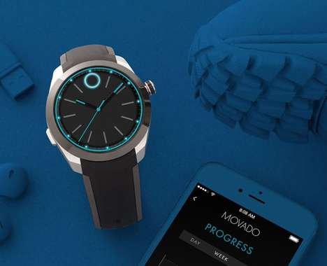 Deceptive Analog Smartwatches