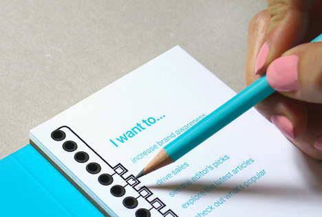 Smartphone-Connected Notepads - This Paper Notebook is Made from a Conductive Bookbinding Glue