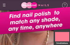 Nail Polish-Matching Apps