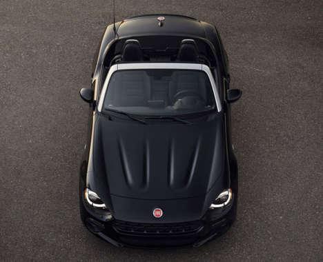 Compact Italian Sports Cars