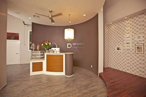 Luxury Urban Pet Hotels - The D Pets Hotel Ensures Your Furry Friend Has a Quality Stay