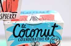 Delicious Dairy-Free Desserts - Coconut Collaborative Coconut Yogurt is a Naturally Sweet Option