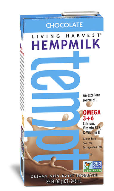 Chocolatey Cannabis Beverages - The Chocolate Hemp Milks by Tempt Offer a Non-Dairy Milk Replacement