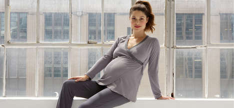 Transitional Maternity Wear - This Brand Offers Sleepwear for Expectant Moms and Nursing Moms