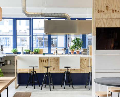 Futuristic Decor Design Labs