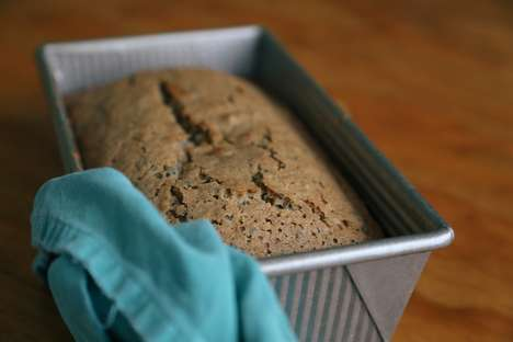 Spiced Gluten-Free Breads - This Poppy Seed and Fennel Bread Tastes Like Fresh Olives