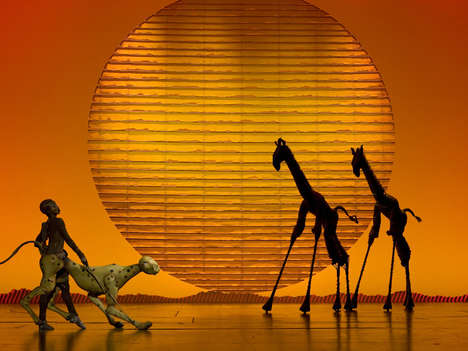 VR Musical Performances - The Lion King is Now Available for Viewing Through Virtual Reality