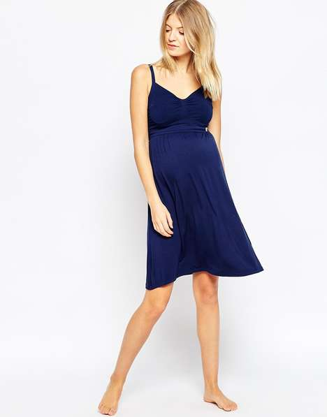 20 Maternity Wear Innovations - From Stylish Nursing Sleepwear to Multifaceted Maternity Bras