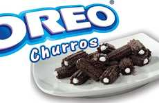 'Oreo Churros' is Meant to Be a Delicious Grab and Go Snack for All Ages