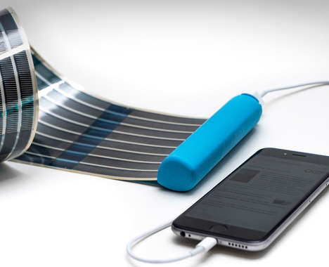 21 Solar-Powered Chargers