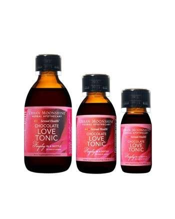 Chocolatey Aphrodisiac Tonics - Urban Moonshine Offers a Sweet Stimulant for a Healthy Libido