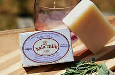 Carabao Milk Soaps - This Soap is Made from the Milk of a Domestic Water Buffalo
