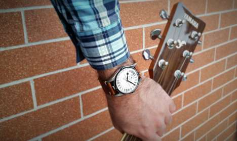 Landmark-Inspired Timepieces - The Greenwich Time Gate Watch Resembles the Shepherd Gate Clock