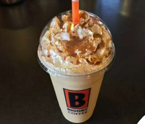 Iced Apple Cider Drinks - The Coffee Shop is Now Selling an Iced Version of a Beloved Fall Beverage