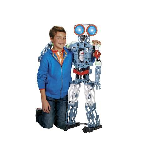 Building Block Robots - The Meccano MeccaNoid G15 KS Robot is Crafted from Over 1,200 Pieces