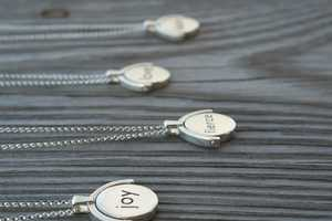 Lokett Smartphone Memory Jewelry Can be Customized with Videos or Photos