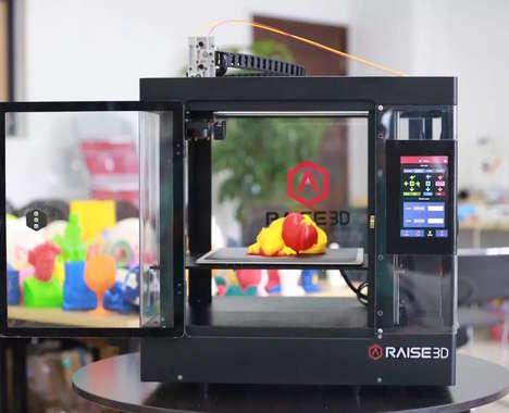 High-Resolution 3D Printers