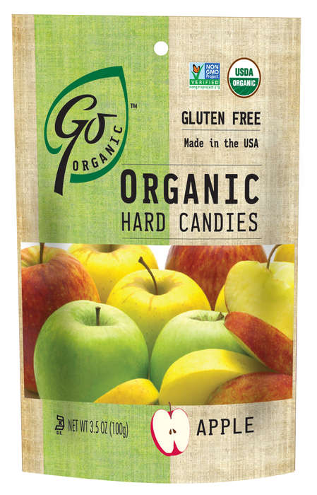 Cane Juice Candies - GoOrganic Organic Fruit Candy is Made Using Only the Best Ingredients