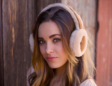 Cozy Bluetooth Earmuffs - The NoiseHush Wireless Headphone Models are Designed for the Winter