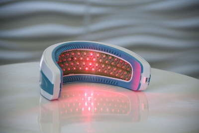 Revitalizing Laser Headbands - The LaserBand 82 Stimulates Hair Growth in 90 Seconds