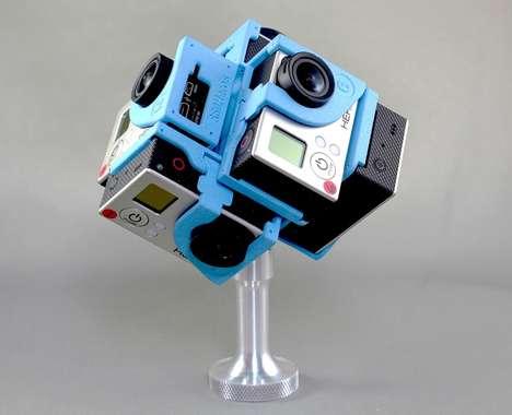 Spherical Video Capturers