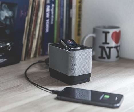 Multi-Device Dock Chargers - The Pocket by Unity 6-in-1 Portable Charging Dock is Hyper-Convenient