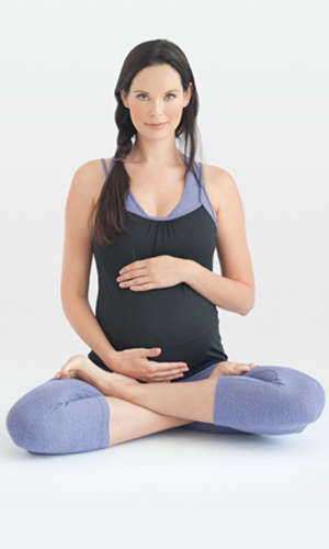 Roomy Maternity Activewear - Belabumbum's 'Room to Flow Cami' is Designed for Active Expectant Moms