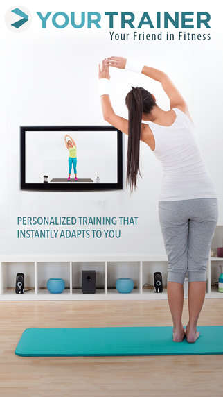 Individualized Exercise Apps - This Fitness App Provides Users with Custom Workouts