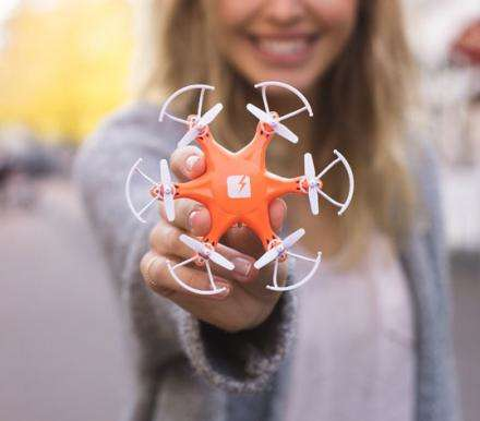 Aerial Stunt Drones - The SKEYE Hexa Drone Features Six Propellers for Performing Aerial Tricks