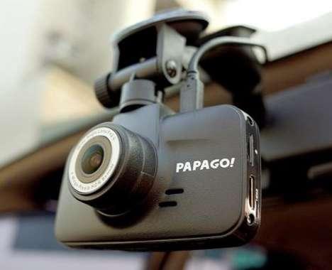 Emergency-Detecting Dash Cams