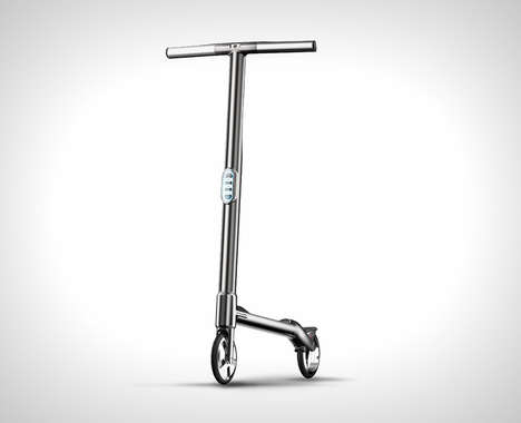 Luxury Car Brand Scooters