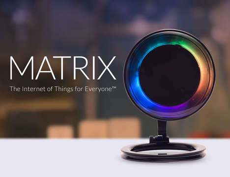 Smart Device Controllers - The 'Matrix' Allows for Internet of Things Applications Almost Anywhere