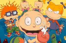The Rugrats Gang is Rendered as Less Than Attractive Adults