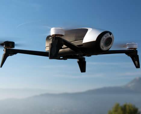 Lightweight Photography Drones