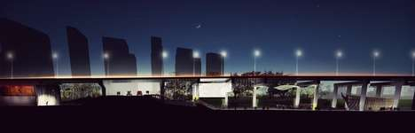 Linear Urban Parks - Toronto's 'Project: Under Gardiner' Comprises an Urban Park Under a Highway