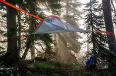 Raised Tree Tents