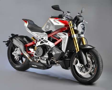 Impetuous Italian Motorbikes - The Bimota Impeto Can Respond To Your Need For Speed