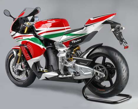 DIY Motorcycles - The Bimota BB3 Kit Lets You Build Your Own Customized Motorbike